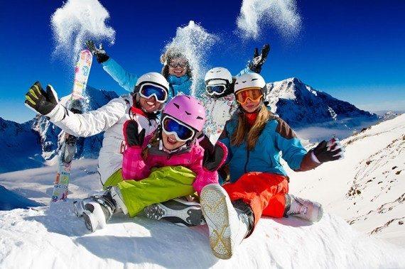 wikend skijanje